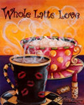 Fall Into Latte Love
