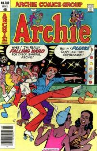 Archie And Betty: Disco Skating