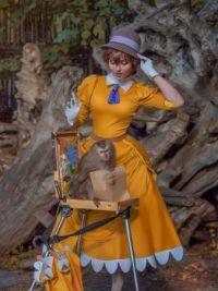 Jane Porter Tarzan Disney Cosplay, by AGflower