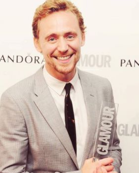 Tom Hiddleston!