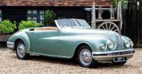 Jean Simmon's 1949 Bristol 402 Drop Head Coupe