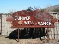 Juniper Well Ranch, Prescott, AZ