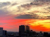 Sunset Houston