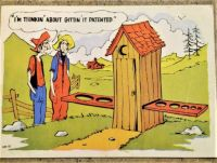 THEME:  Mailboxes & Outhouses