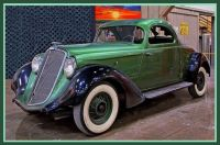 1934 Hupmobile Aerodynamic Coupe