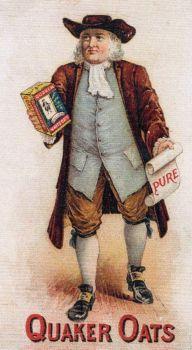 Quaker Oats {vintage ads}