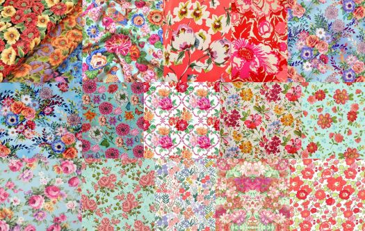 JULY 22 Florals