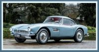 1957 BMW 507 owned by John Surtees