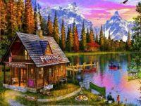 Mountain Fishing store!