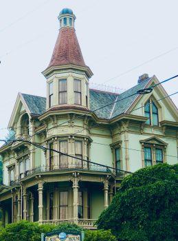Flavel House, Astoria , Oregon