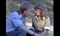 Jason Donovan And Kylie Minogue On Neighbours