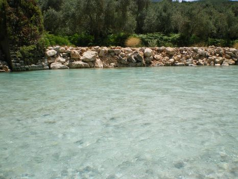 Aherontas river