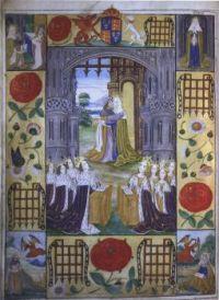 Tudor manuscript