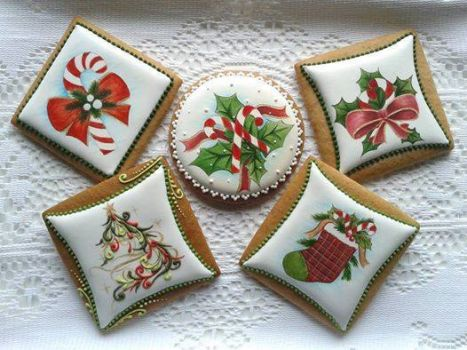Perníčky, Small gingerbreads