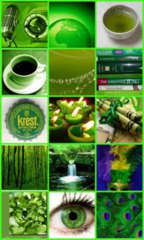 Theme~Green Things