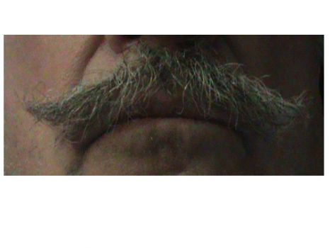 The Old Man's Mustache