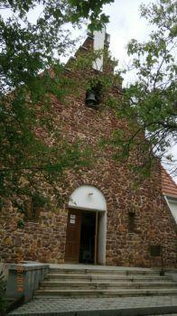 Maďarsko kostelík