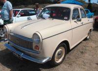 "Austin ""Lancer"" - Series II  -  1960"