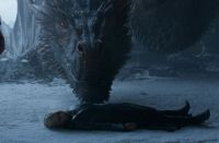 drogon and dead Dany