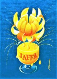 Themes Vintage ads - Jaffa Oranges