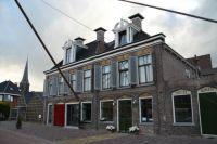 Hotel Lemmer, oude mastenmakerij van der Neut