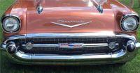 1957 Shoebox Chevrolet Grille