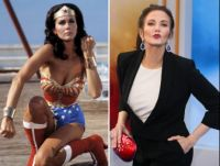 Wonder Women then and now
