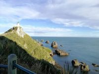 Nugget Point Lighthouse, South Island, NZ