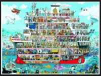 zany cruise puzzle