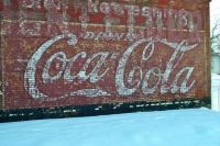 Coca Cola Ghost Sign 4