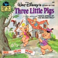 Children's record: The Three Little Pigs