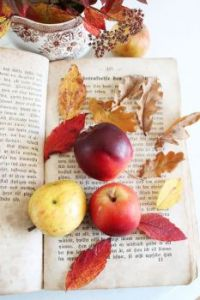 Apples on the Page