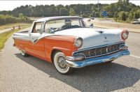 1956 Ford Crown Victoria Ranchero!   bandit