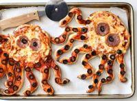 Octopus Pizzas