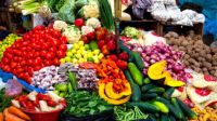 A great assortment of fresh produce at the market.