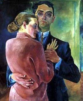 Conrad Felixmuller -  German Expressionism