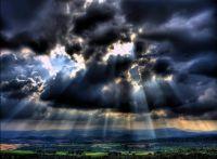V oblacích je skryta polovina krásy světa! Le ciel est à moitié caché beauté du monde!
