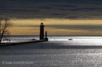 Sunrise on the Great Lakes