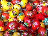 Hungarian Folk-Art Easter Eggs