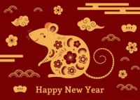 Lunar year of the Rat