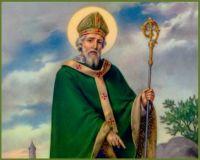 Saint Patrick (c 387- 493 A.D.)