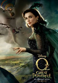 Oz the Great & Powerful - 3