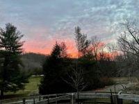 Scott's sunset