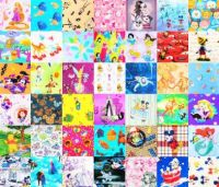 PATCHWORK DISNEY OUT OF PRINT 2