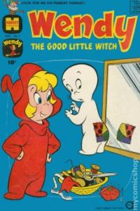 Wendy And Casper: Patching Things Up