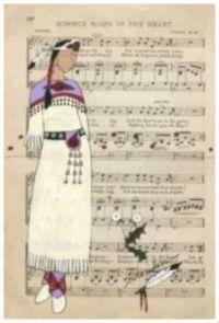 Summer Roses ~ Sheridan MacKnight (Chippewa/Lakota)