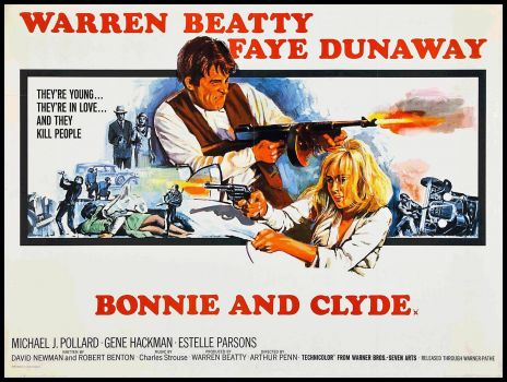 Bonnie and Clyde - 1967