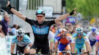 sky pro cycling stage win