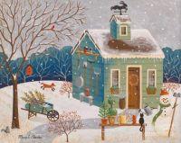 Mary Charles-Winter Gardener