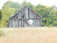 Barn near our cabin - Hocking hills